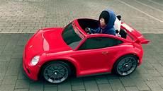 carson gets a fisher price power wheels porsche 911 gt3