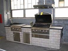 Grand Cafe Outdoor Kitchen grand cafe outdoor kitchen gas grill with rotisserie flat