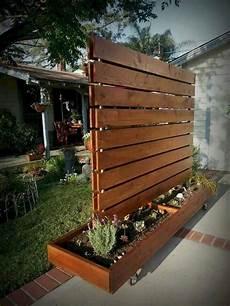 sichtschutz mauer garten diy backyard privacy fence ideas on a budget 31 cheap