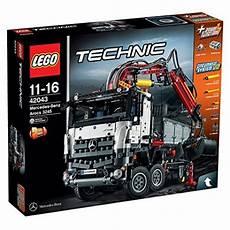 lego 174 technic camion mercedes actros 3245 42043