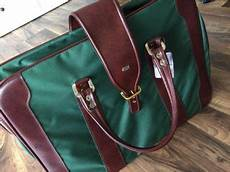 diese vintage reisetasche ist ein eyecatcher die farben
