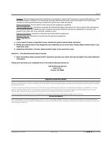 irs form 3949 a download fillable pdf or fill online