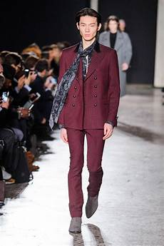 tendance costume homme 2017 d 233 fil 233 costume national homme automne hiver 2016 2017