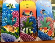 Jual Lukisan Beraneka Ragam Ikan Di Dunia Laut Bawah Laut