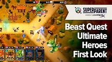 beast quest ultimate heroes superparent look