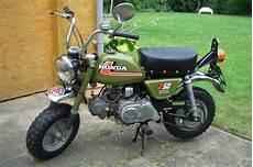 honda monkey kaufen honda monkey 50 gr 252 n 1976 in drakenburg motorr 228 der und