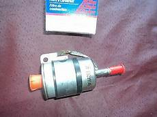 1999 corvette fuel filter new gm 1999 2003 corvette fuel filter gf822 ebay