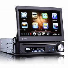 7 Quot One Din Touch Screen Car Dvd Car Radio Single Din Car