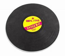 set de table vinyle set de table disque vinyle 33 tours dessous de plat