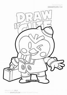 Brawl Malvorlagen Apk How To Draw Mr P Brawl Draw It In 2020