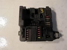 fuse box on renault scenic renault megane scenic mk2 fuse box 8200306032a ebay