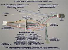 pioneer car stereo wiring harness diagram mechanic s corner pinterest pioneer car stereo