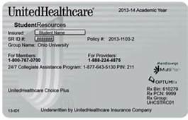 Health Insurance  Ohio Program Of Intensive English