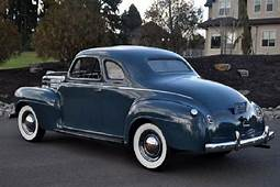1940 Plymouth Coupe Blue  Classic Chrysler