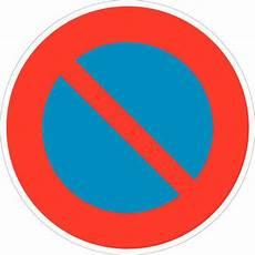 Panneau De Signalisation D Interdiction B6a1