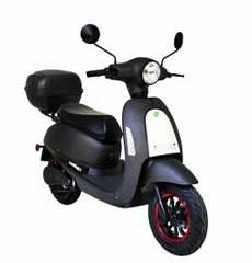 real 18 2 2019 e swan elektro roller mit bosch motor im