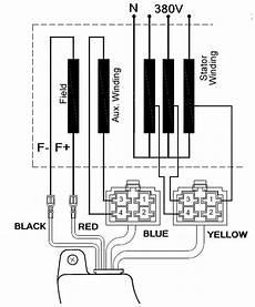 7 wires 3 5kw three phase generator avr china generator avr alternator voltage regulator