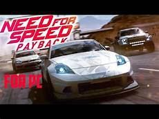 Need For Speed 2018 Free Complete Need For Speed Payback 2018 Pc