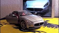 1 24 maserati granturismo bburago model car
