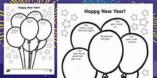 new year worksheets ks1 19342 happy new year worksheet made