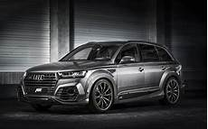 Wallpapers Audi Sq7 Abt Quattro 2016 Tuning