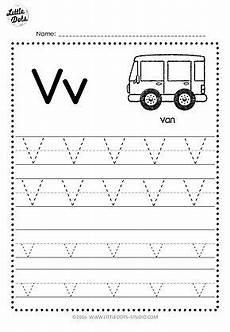 letter v tracing worksheets for preschool 23658 free letter v tracing worksheets