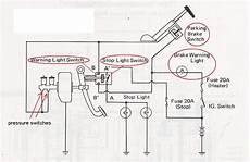 73 fj40 quot ez wiring kit quot question quot brake switch and lights