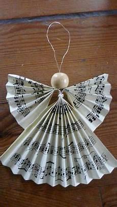 fabrication de deco de noel ange en papier pour d 233 coration de no 234 l pouvant 234 tre