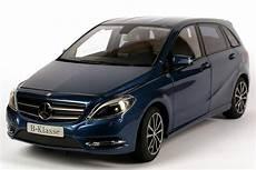 1 18 Mercedes B Klasse W246 Lotus Blau Blue B Class
