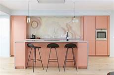 Küche In Pastellfarben by 51 Inspirational Pink Kitchens With Tips Accessories To