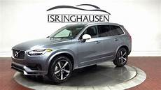2019 volvo xc90 2019 volvo xc90 t6 awd r design polestar in osmium grey
