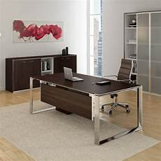Bureau Droit 180cm 200cm En Aluminium Eight Lemondedubureau