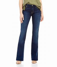 7 for all mankind kimmie bootcut dillards