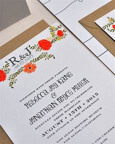 What To Put In A Wedding Invitation