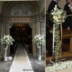 church wedding decorations ideas for your wedding in italy leo eventi
