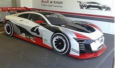 Audi E Vision Gran Turismo