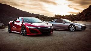 Shootout NSX Vs In A Battle Of Japanese Icons  Roadshow