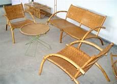 meubles en bambou salon de jardin en bambou crit 232 res de choix et prix ooreka