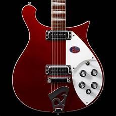 Buy Rickenbacker 620 6 String Ruby Electric Guitar
