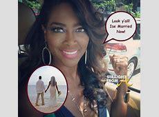 #RHOA Kenya Moore Confirms Marriage via Instagram (Let?s