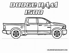 ford trucks coloring pages and print for free
