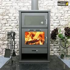 herd ofen kombi stove cooker combination wood burning multifuel oven