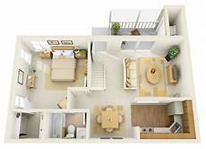 floor and decor smyrna ga 1b 1st floor townhome 3d floor plan apartment plans house design bedroom apartment