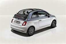 fiat 500 collezione to be unveiled at the 2018 geneva