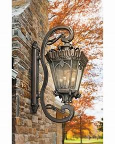 elstead lighting kichler tournai 4 light outdoor grand extra large wall lantern in londonderry