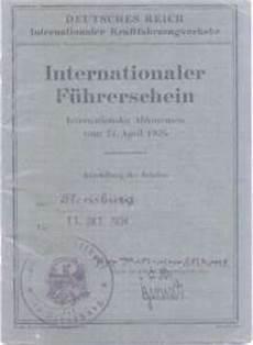 Internationaler Führerschein München - profilm de mietangebote zum thema dokumente
