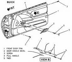 accident recorder 1995 buick riviera lane departure warning service manual 1997 buick lesabre driver door panel removal how to remove door panel 1987