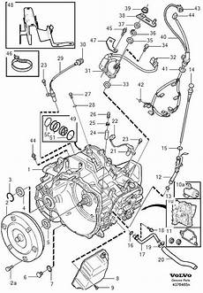 1992 volvo s40 engine diagram 2000 volvo s40 automatic transmission gear position sensor pnp switch gearbox 30896813