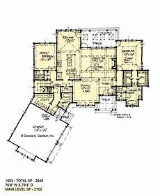 donald gardner craftsman house plans two story home designs rustic house plans don gardner