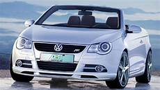 best eos volkswagen eos tuned by abt top speed